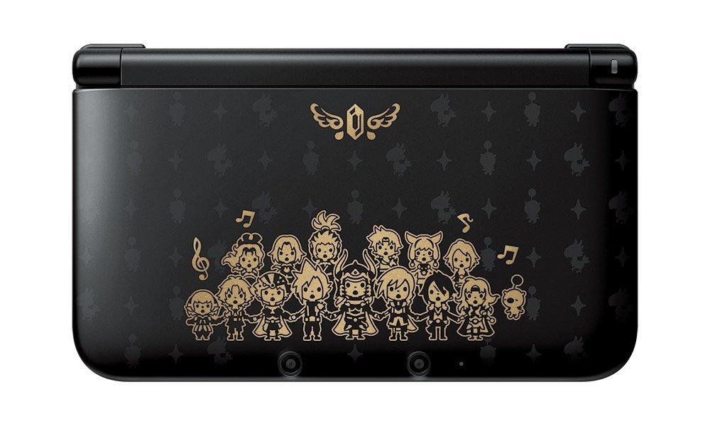 シアトリズム ファイナルファンタジー カーテンコール シアトリズム エディション - 3DS B00I969TPY