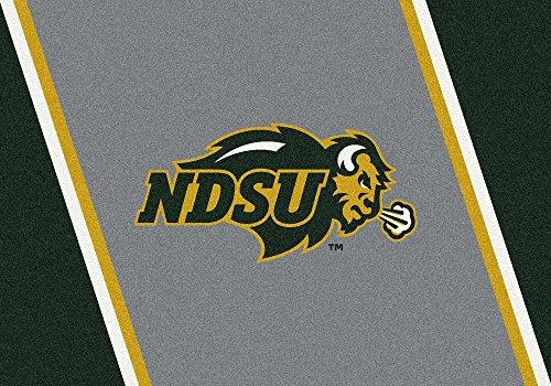 North Dakota Colleges - Milliken North Dakota State College Team Spirit Area Rug, 2'8