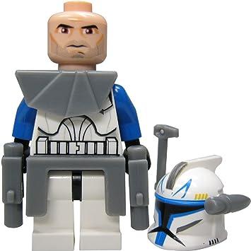 LEGO Star Wars Figure Captain Rex - Clone Wars - from Set 7675 ...