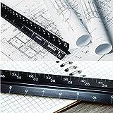 EFBENE Architect Scale Solid Aluminum Laser