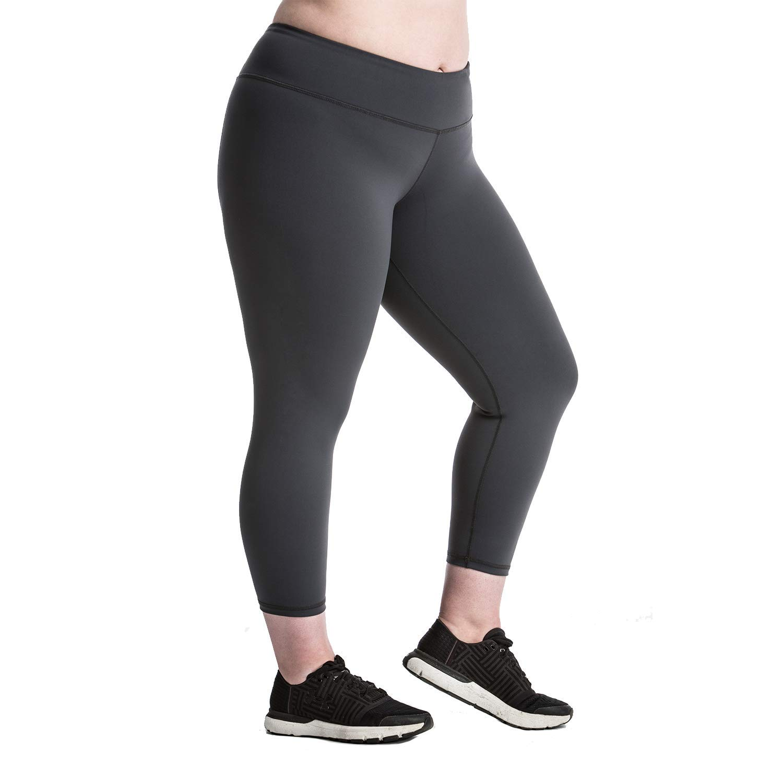 eb8d860bac Plus Size Capri Leggings Sale - Premium Quality Womens Compression Yoga  Pants for The Curvy Girl