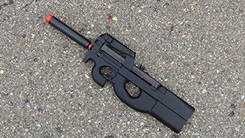 fully automatic airsoft belgium p-90 deluxe(Airsoft Gun)