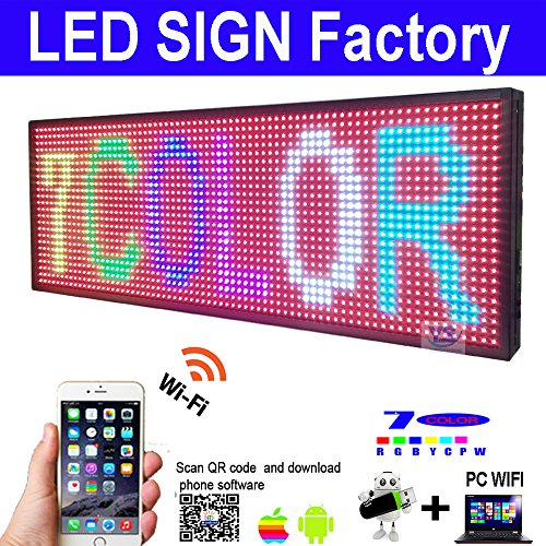 Scrolling Led Sign (Scrolling LED Sign size 39