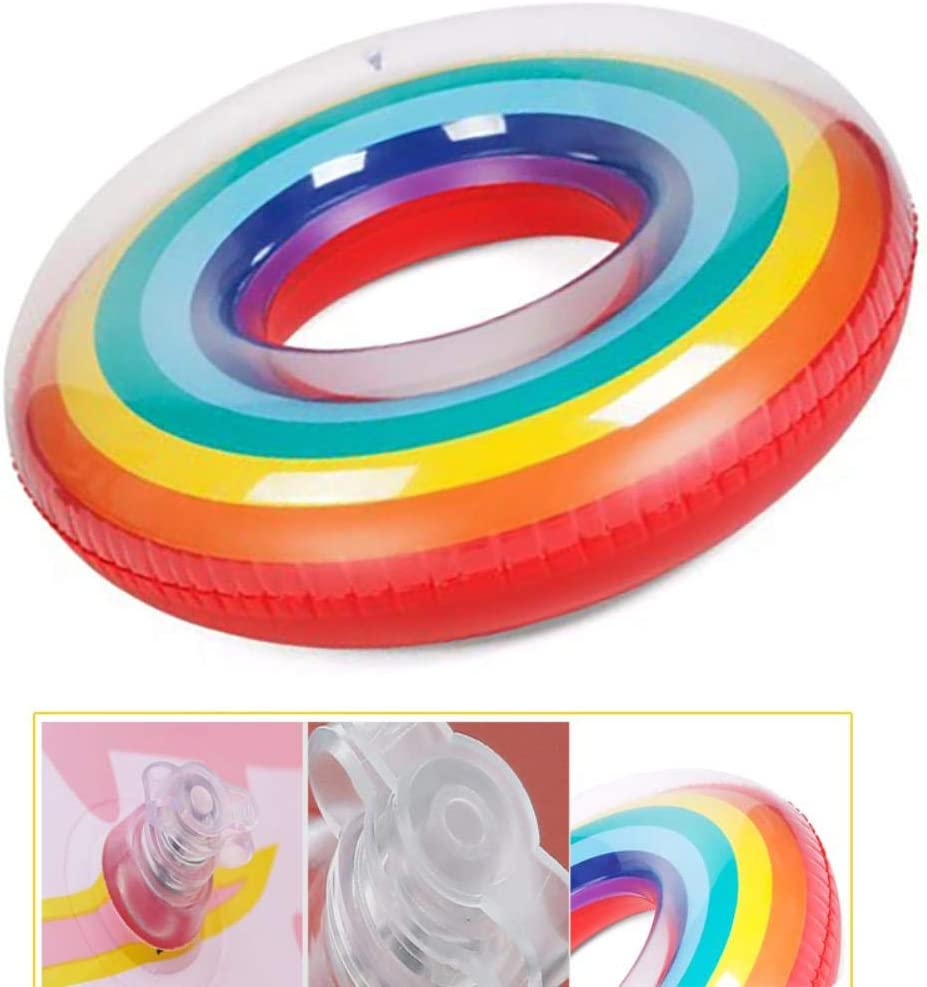 OGAWOO Deportes acuáticos Anillos de natación PVC Inflable Arco ...