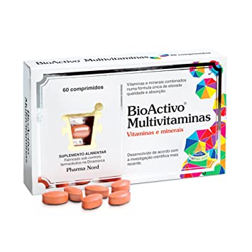 Bioactive Multivitamins 60tabs
