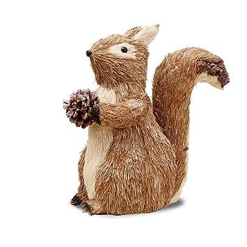 Christmas Squirrel.Amazon Com Lil Vivid Artwork Pussy Christmas Squirrel Doll