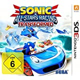 Sonic All-Stars Racing Transformed (3DS)