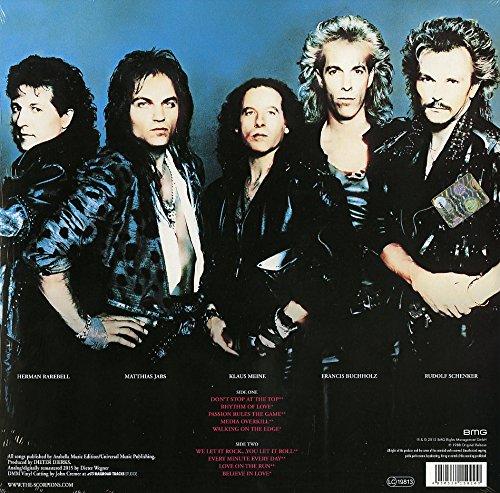 Savage Amusement - 50th Anniversary Edition : Scorpions: Amazon.es: Música