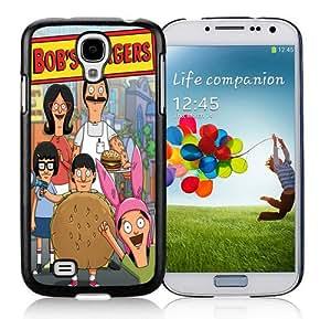 Bob's Burgers 8 Black Best Buy Customized Design Samsung Galaxy S4 I9500 Case