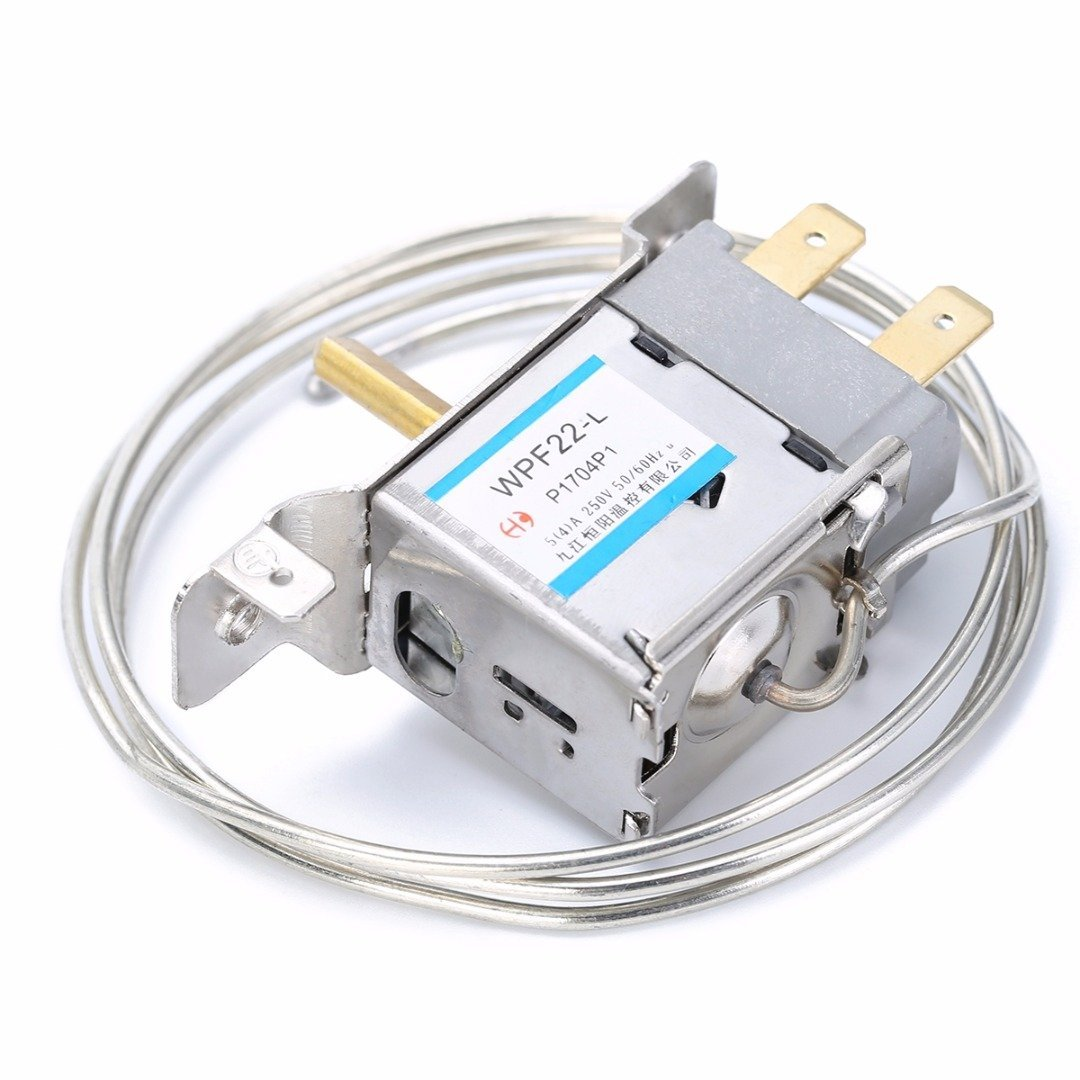 Refrigeration Thermostat Temperature Controller Thermostat For Refrigerator 250V Replacement