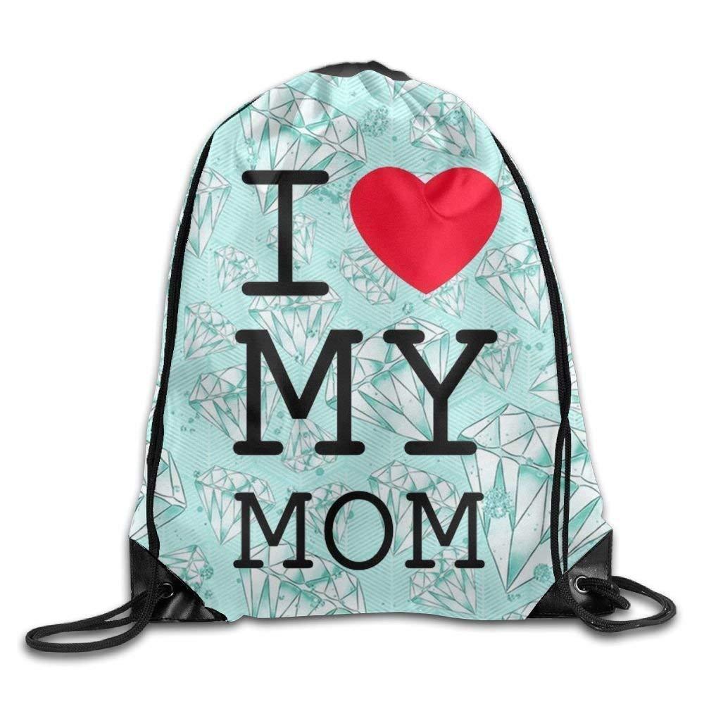 3D Print Drawstring Backpack Rucksack Shoulder Bags Gym Bag Lightweight Travel Backpack Easter Eggs Parlpam
