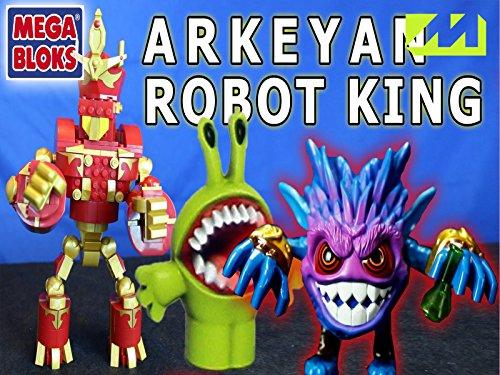 (Arkeyan Robot King)