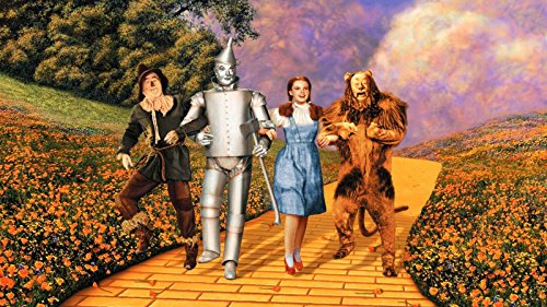 SDore Wizard of Oz Birthday Party Edible 1/4 Sheet Image Frosting Cake Topper
