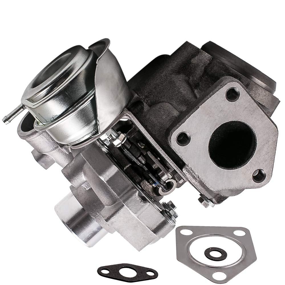 Amazon.com: yise-T032 New Turbo for BMW 2.0L 318D 320D 520D E46 136HP 100HP GT1549V 700447 Turbocharger + Gaskets: Automotive