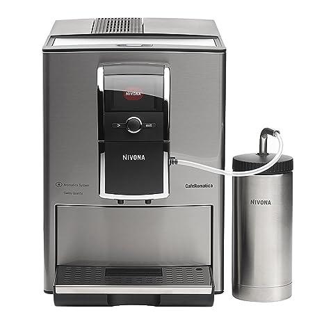 Amazon.com: Nivona CafeRomatica 858 – Cafetera ...