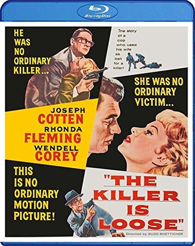 Blu-ray : The Killer Is Loose (Blu-ray)