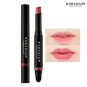 [KARADIUM] Smudging Moisturizing Long Lasting Lip Tint Stick 1.4g - 6 Colors (#5 soft rose)