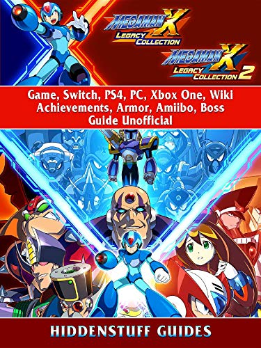Mega Man X Legacy Collection 1 + 2 Game, Switch, PS4, PC