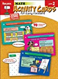 TEC61412 Activity Cards for Early Finishers : Math (Grade 2), The Mailbox Books Staff, 1612764894