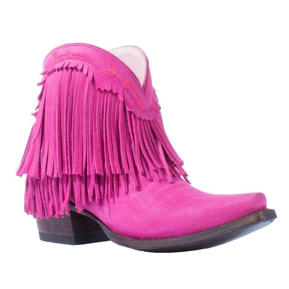 Lane Women's Junk Gypsy by Spitfire Boot Snip Toe - Jg0007f B01GVFA9OY 11 M US Pink