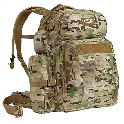 Camelbak Adult BFM Mil Spec Antidote Hydration Backpack, Multicam ()