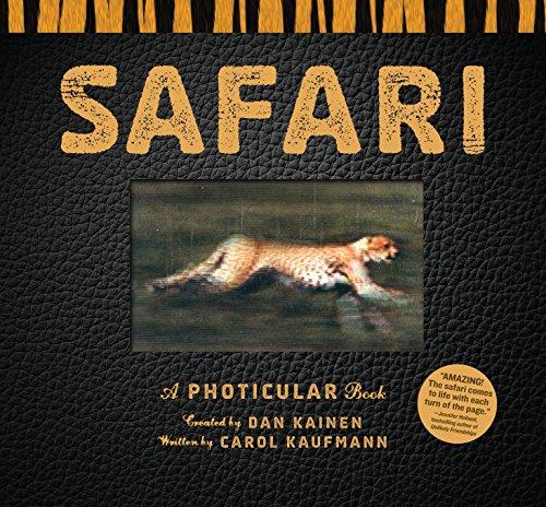 Safari: A Photicular Book -