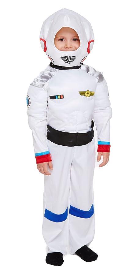 Amazon.com: Espacio Niño Disfraz 4 – 6 Años: Toys & Games