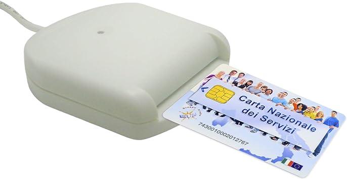 Sutinna Lecteur de Carte graveur de Lecteur de Carte RFID de Bureau UHF /Émetteur de Carte UHF Lecteur d/étiquette /électronique sans Contact 915MHZ avec indicateur LED Plug and Play