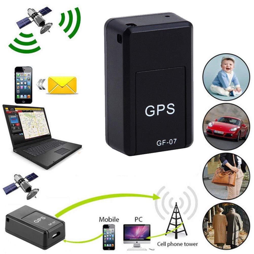 Super Mini GPS Tracker Vé hicule Forte Installation Magné tique Libre GPS Tracking Locator Personal Tracking Object Dispositif Antivol GPSCZ