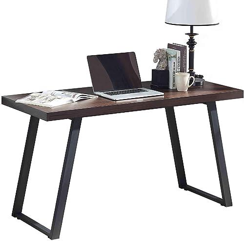 GRELO HOME Rustic Computer Desk,55 Inch Writing Desk