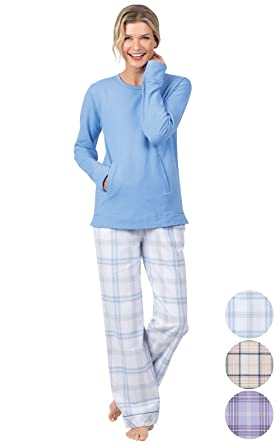 Addison Meadow Flannel Pajamas Women - Womens Pajama Sets b7a4060f5
