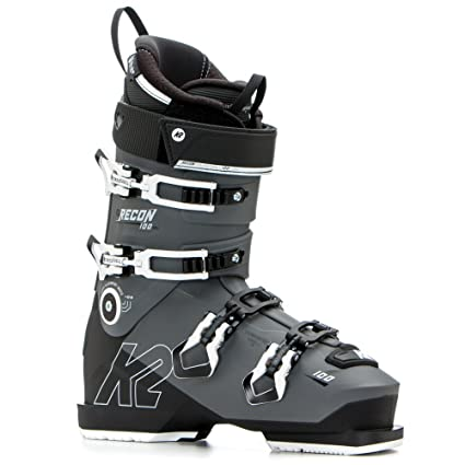Amazon Com Used Ski Boots >> Amazon Com K2 Recon 100 Mv Ski Boots Sports Outdoors