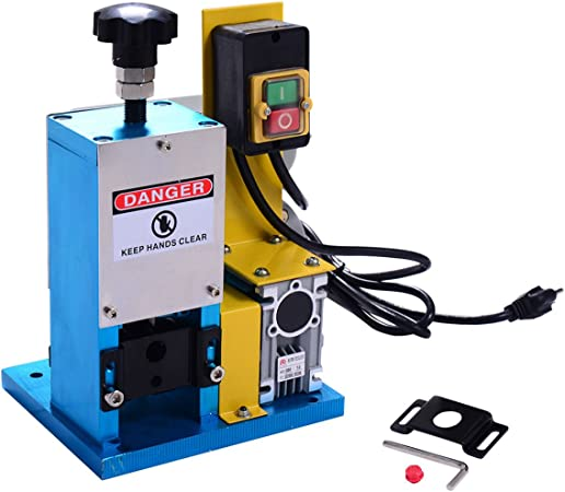 KCHEX>>Powered Electric Wire Stripping Machine Metal Tool ... on electrical engineering, electric coil, alternating current, wiring diagram, electric painting, earthing system, electric trim, three-phase electric power, national electrical code, electric design, electric doors, electric blue, electric plug, electric repair, knob-and-tube wiring, electric appliances, power cord, electric voltage, electric inverter, electric service, circuit breaker, electric motor, electric computer, electric controller, electric motors, electric power distribution, electrical conduit, extension cord, power cable, distribution board, electric electricity, electric installation, ground and neutral, junction box, electric terminals, electric switch,