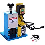Goplus Powered Electric Wire Stripping Machine Portable Scrap Cable Stripper