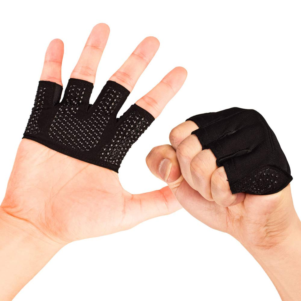 Amazon.com: JYP Fit Four Weightlifting Gloves - Cross ...