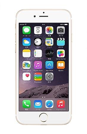 be3e42d315 Amazon | Apple docomo iPhone6 Plus A1524 (MGAA2J/A) 16GB ゴールド ...