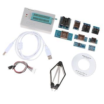 MagiDeal TL866II Plus USB Programador Piezas de Impresora 3D ...