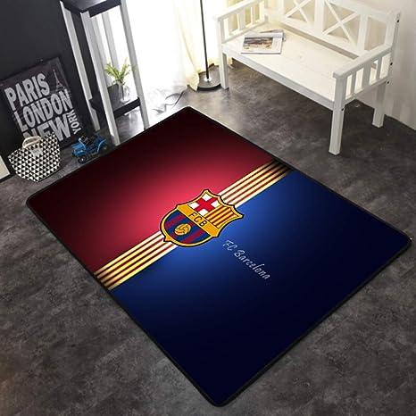 Lyj Alfombra El Futbol Club Logo Impresion Alfombra