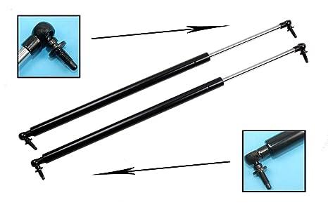 2 Hatch Lift Support Strut Liftgate Prop Rods Arm Damper Replacement Set Shock