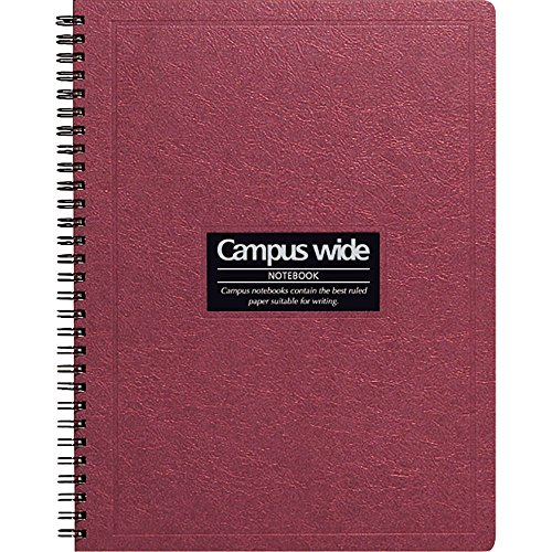 Campus wide Notebook - Red color