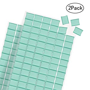 180 Pieces Removable Adhesive Poster Putty Reusable Multipurpose Mounting Tacky Putty for Hanging Pictures Poster Art Photography