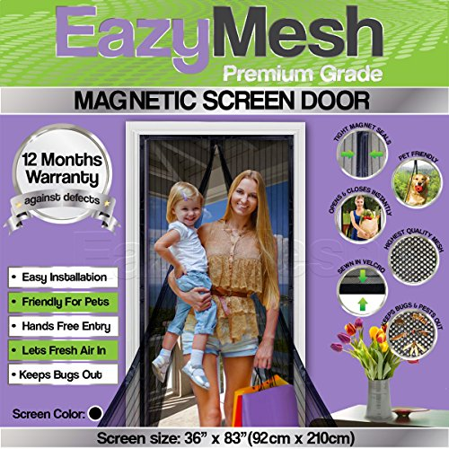 mobile home screen door - 3