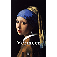 Delphi Complete Works of Johannes Vermeer (Illustrated) (Masters of Art Book 2) book cover