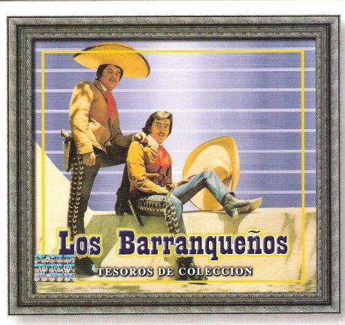 Price comparison product image Los Barranquenos Boxset 3 Cd's Mexico La Mejor Compilacion.