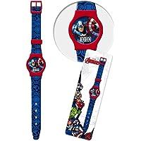 Reloj DE LOS Vengadores Avengers Marvel Super Heroes
