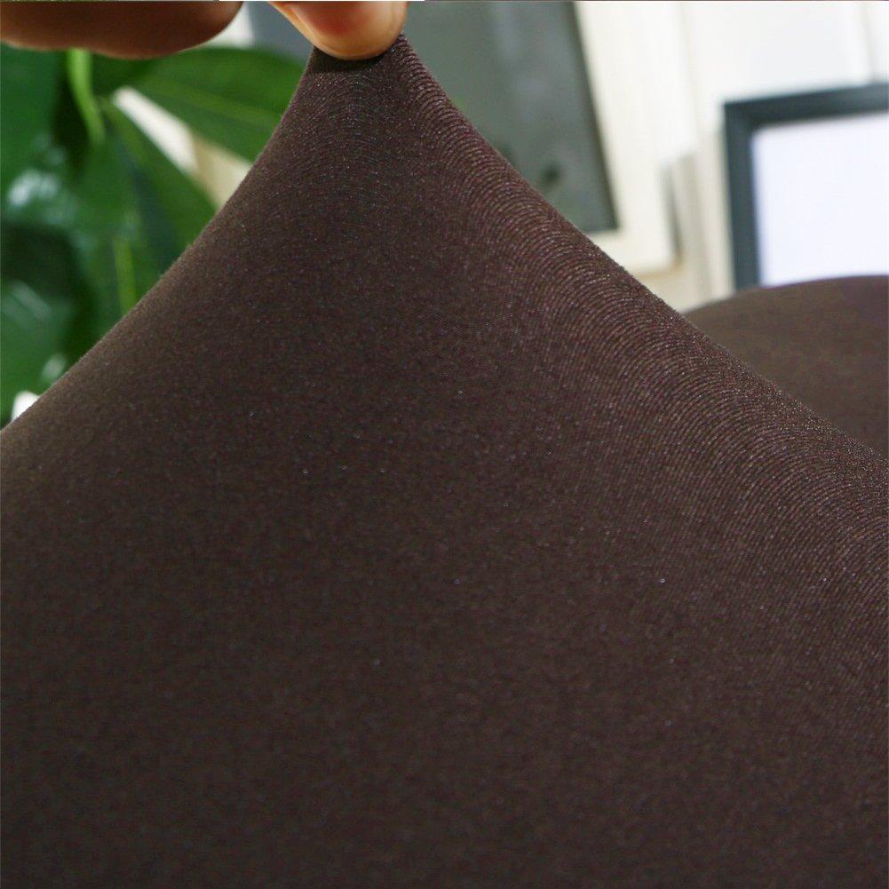 1 seater:90-140cm Housse de fauteuil 1/place Paracity beige Tissu protecteur extensible