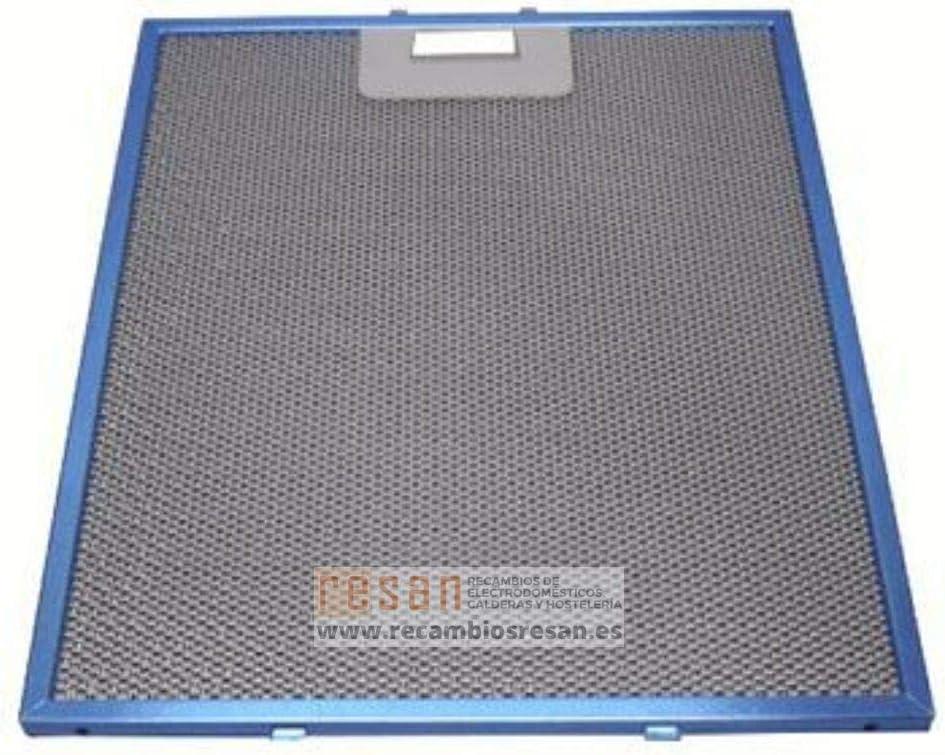 TEKA - Filtro metalico campana Teka DE90.2 DM90 26x32cm.: Amazon.es: Bricolaje y herramientas