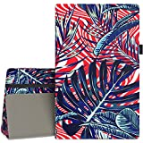 "Vori Case for All-New Amazon Fire HD 10 Tablet (7th Generation, 2017 Release) - Premium PU Leather Slim Fit Smart Stand Cover with Auto Wake/Sleep for Fire HD 10.1"" Tablet, Mysterious Grass"