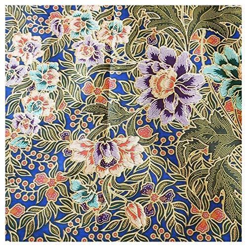 - Fabric Kain Batik Sarung Malaysia/Indonesia Quilting, Patchwork, Home Decor (9)