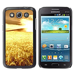 - Ocean Seas - - Hard Plastic Protective Aluminum Back Case Skin Cover FOR Samsung GALAXY Win I8550 I8552 Queen Pattern